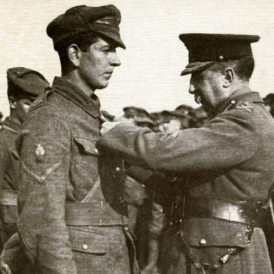 Conservative Government Honours Canada's Fallen Soldiers from World War I